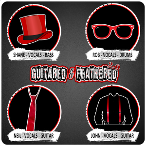 Guitared and Feathered 2.0 - Pop Music in Kitchener, Ontario
