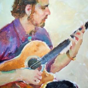 """""""Guitarist Extrordinaire"""" - Singing Guitarist / Acoustic Band in Albuquerque, New Mexico"""