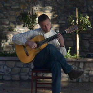 Guitarist Tony Harmon - Guitarist in Bakersfield, California