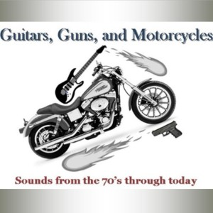 Guitars, Guns, and Motorcycles - Country Singer in Macon, Georgia