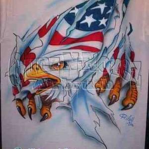 Gunz-N-Hozez Airbrush - Airbrush Artist in San Antonio, Texas