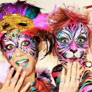 Gypsy Mountain Face and Body Painting - Face Painter in Paradise, California
