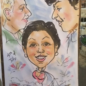 Gypsyartsstudio - Caricaturist / Face Painter in Eugene, Oregon