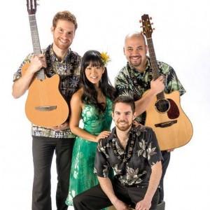 Ha'ena - Contemporary Hawaiian Music - Hawaiian Entertainment in Ashland, Oregon