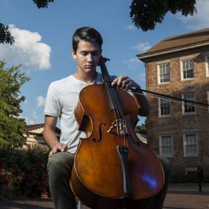 Hagen Stauffer Cello - Cellist in Carrboro, North Carolina
