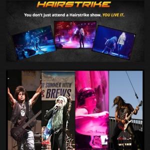 Hairstrike - Tribute Band in Redwood City, California