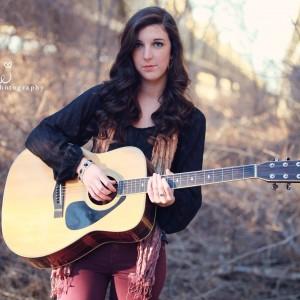 Haley Hudd - Singing Guitarist in Tulsa, Oklahoma