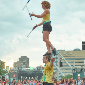 Hand Me Down Circus - Circus Entertainment in Montreal, Quebec