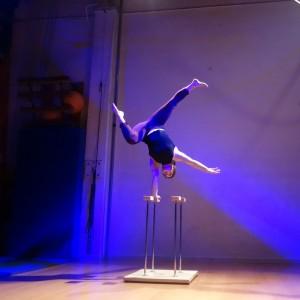 Handbalancer - Circus Entertainment in Oakland, California