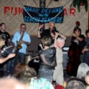 Hank Deluxe and the Elbow Benders - Blues Band in Huntington Beach, California
