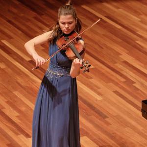 Hanna Hrybkova - String Quartet in Los Angeles, California