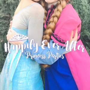 Happily Ever After Princess Parties - Princess Party / Children's Party Entertainment in Cypress, California