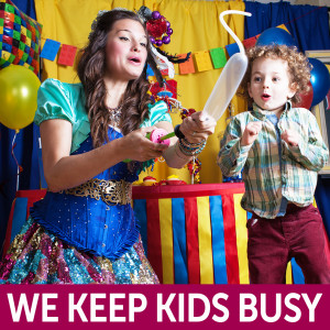 Happily Ever Laughter - Children's Party Entertainment / Puppet Show in Sacramento, California