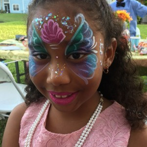 Happy Face Events - Face Painter in Fort Lauderdale, Florida