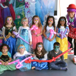 Sparkle Shine Kids Parties - Face Painter in Las Vegas, Nevada