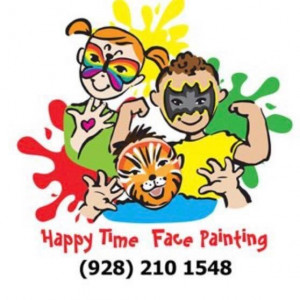 Happy Time Face Painting - Face Painter in Yuma, Arizona