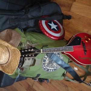 Hard Traveling Heroes - Singing Guitarist in Ottawa, Ontario