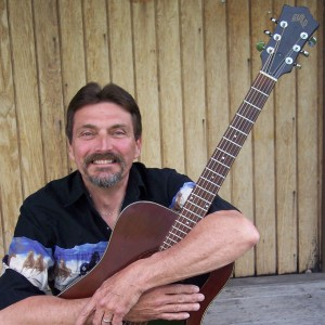 Harland Allen - Singing Guitarist in Sturgis, South Dakota
