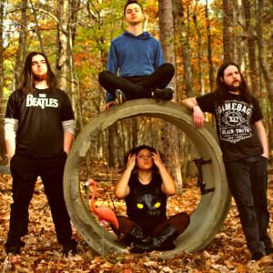 Harli & The House of Jupiter - Alternative Band in Charlottesville, Virginia