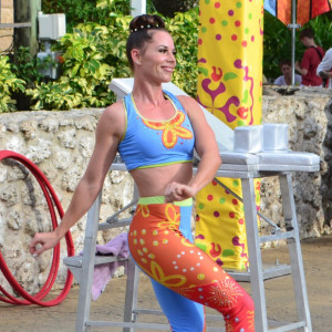 Lianna Ashton - Circus Entertainment in Tampa, Florida