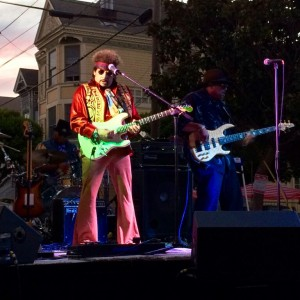 Harold Day and the Experience - Tribute Band in San Francisco, California