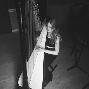 Becca Schaefer, Harpist