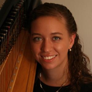 Kathleen Bisson - Harpist in Dayton, Ohio