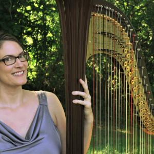 Harpist Alyson Webber - Harpist in Gainesville, Georgia