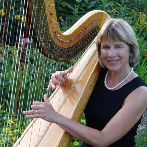 Harpist Cathy Victorsen - Harpist in St Paul, Minnesota