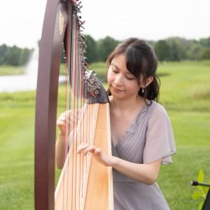 Harpist Gracelyn - Harpist in Toronto, Ontario