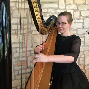 Harpist Haley - Harpist / Celtic Music in Johnson City, Texas