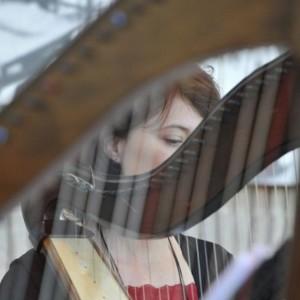 Harpist, Kathryn Braswell