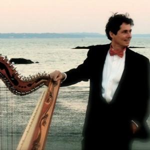 Harpist Nicolas - Harpist in White Plains, New York
