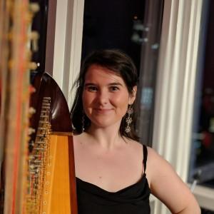 Harpist, Olivia Fortunato - Harpist in New York City, New York
