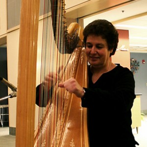 Harpist / Myra Kovary - Harpist in Ithaca, New York