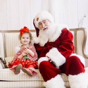 Hartselle Santa Tommy - Santa Claus in Hartselle, Alabama