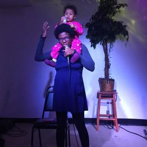 HasBabyTellsJokes - Stand-Up Comedian in Baltimore, Maryland