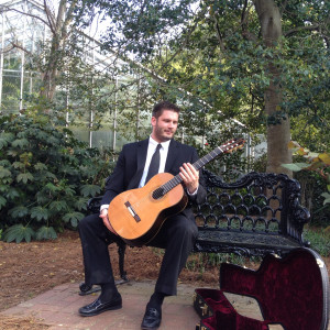 Hatton Taylor - Classical Guitarist in Nashville, Tennessee