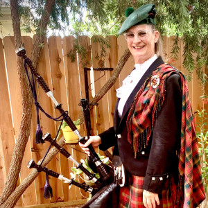Have bagpipes, will travel - Bagpiper in Corpus Christi, Texas