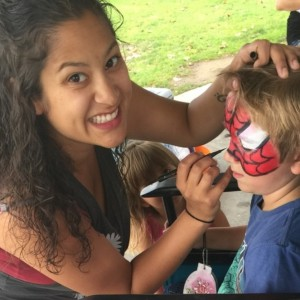 Have Brush, Will Travel Body Art - Face Painter in San Pedro, California
