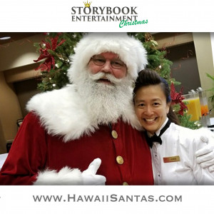 Hawaii Santas - Santa Claus in Oahu, Hawaii