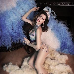 Hazel Honeysuckle - Burlesque Entertainment in Las Vegas, Nevada
