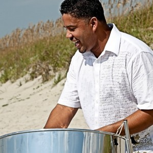 Minsky Delmonte-Happy Steel Drum Music - Steel Drum Player / Caribbean/Island Music in Charlotte, North Carolina
