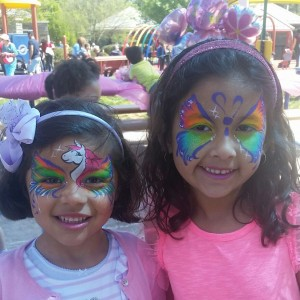 Heavenly Face Designs - Face Painter in Alexandria, Virginia