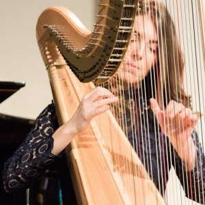 Helen Cooley, harpist - Pianist / Holiday Party Entertainment in Midland, Texas