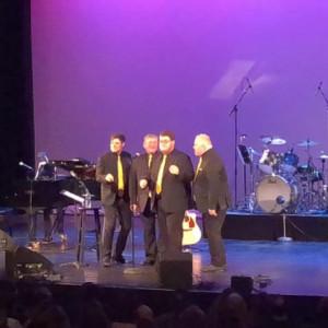 Ovation Quartet - A Cappella Group / Barbershop Quartet in Hamilton, New Jersey