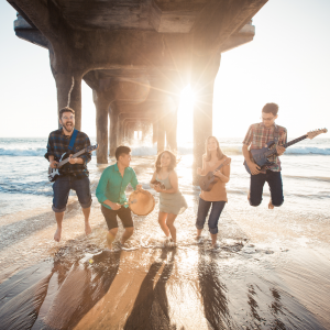 Hello Noon - Alternative Band in Los Angeles, California