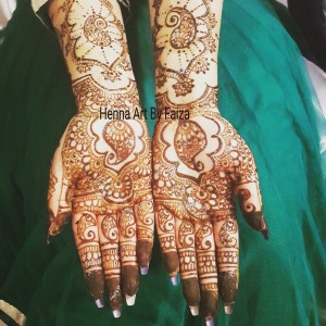 Henna Art By Faiza - Henna Tattoo Artist / Event Planner in Surrey, British Columbia