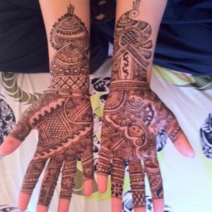 Jinal Henna Artist