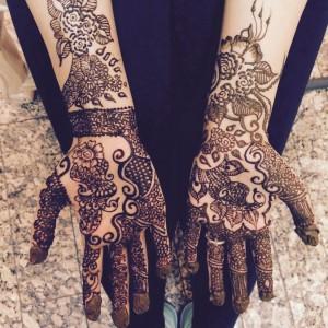 Henna By Alpa - Henna Tattoo Artist in Frisco, Texas